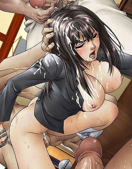Сексуальные фото аниме
