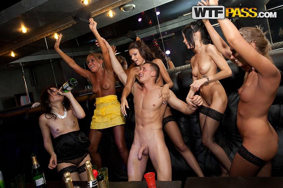 Девки и мужики клуб