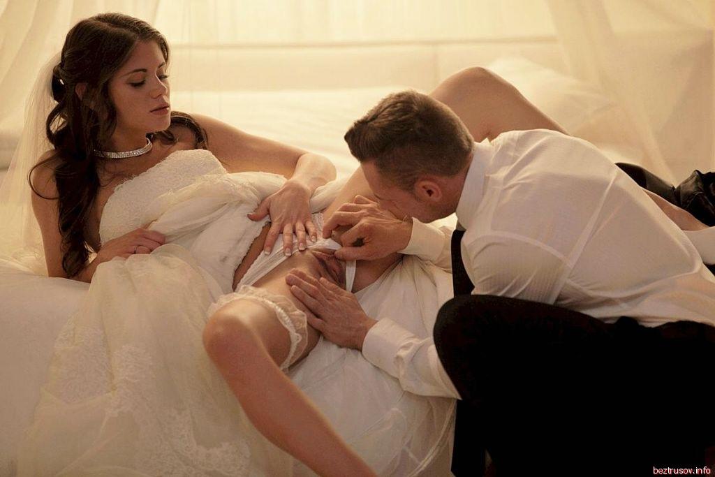 фото свадебный секс